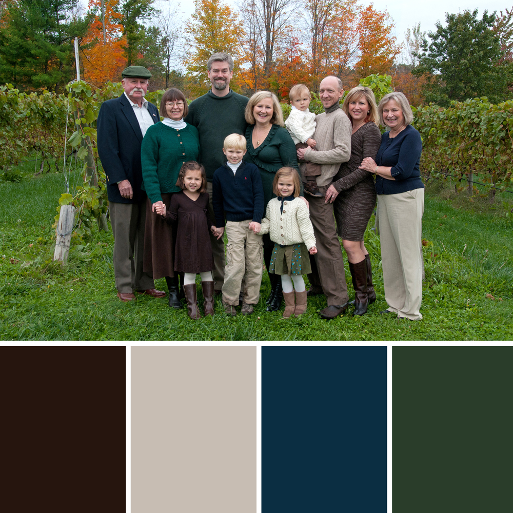 Wardrobe Tips for Your Fall Portrait Session » The Northborough Guide