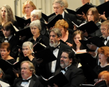 Open Rehearsals for Assabet Valley Mastersingers
