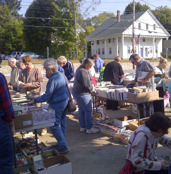 Applefest Booksale