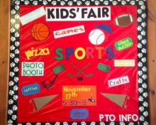 Peaslee to hold Annual Kids' Fair on November 17th