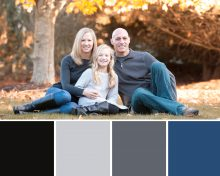 Wardrobe Tips for Your Fall Portrait Session