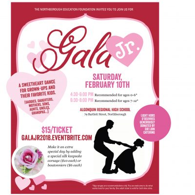 Tickets on Sale for NEF's Gala Jr.