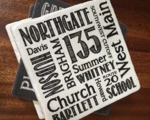Win a set of Northborough Coasters!