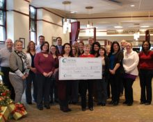 Central One Federal Credit Union donates to Worcester County Food Bank