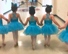 Fall Open House at Diane Cournoyer Dance Center